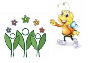 Bee to Garden logo