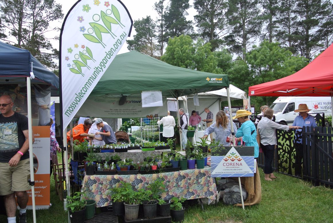 Oct 2015 Mvcg At The Bowral Home Garden Show Moss Vale